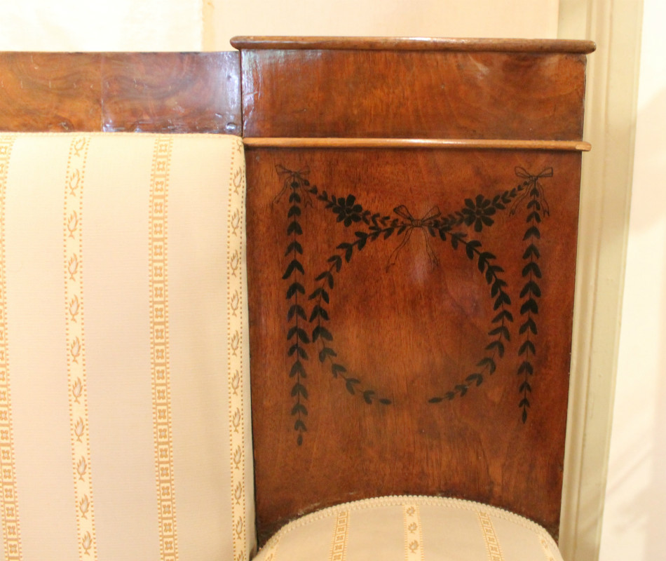 Couch - Biedermeier - C. 1820 - Sofas - Seating - Galerie Des Minimes