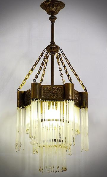 Early 20th C. Chandelier
