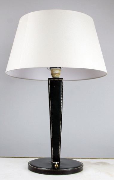 Lamp attributed to Adnet