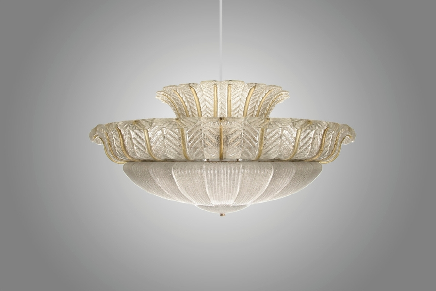 Large Ceiling light - Circa 1935