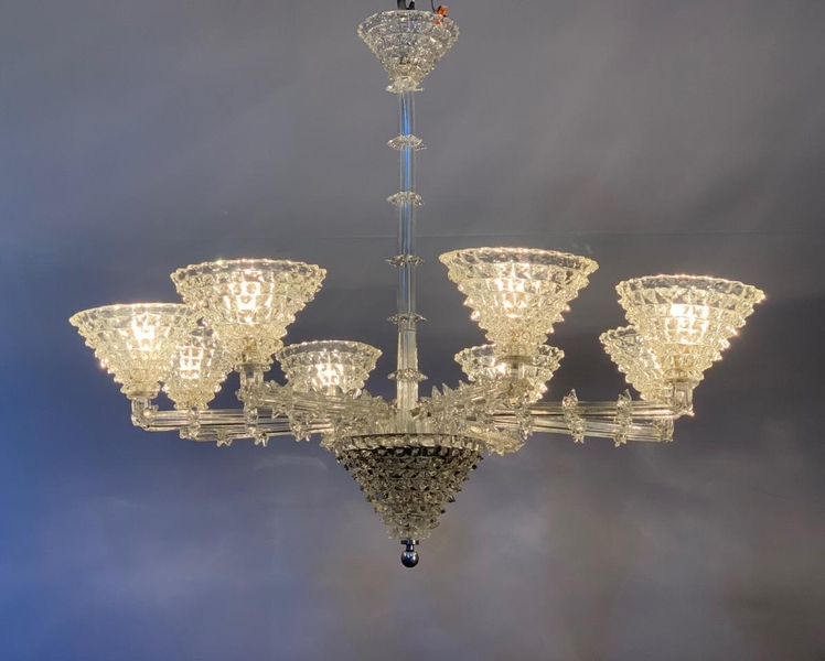 Murano chandelier from Barovier