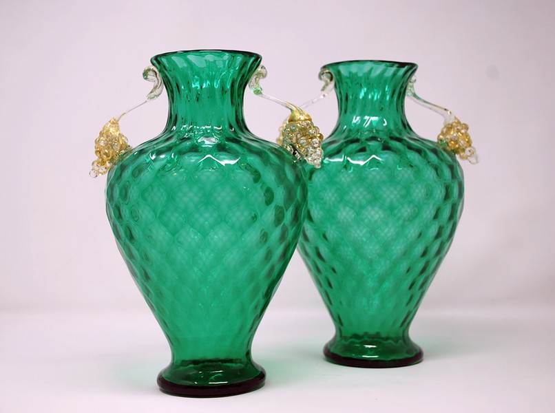 Pair of AVeM vases