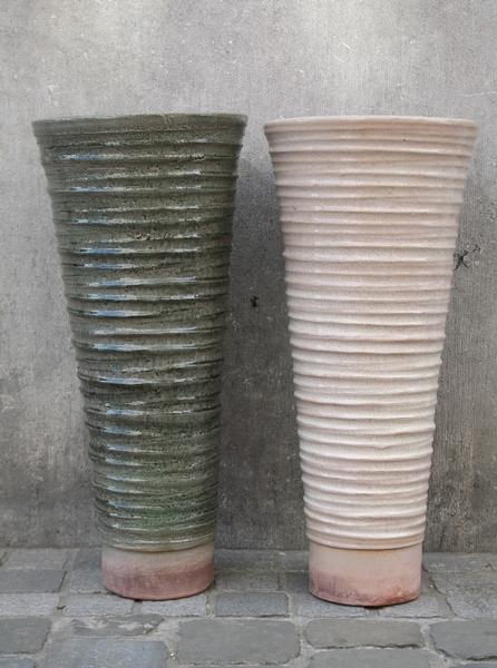 Pair of decorative vases