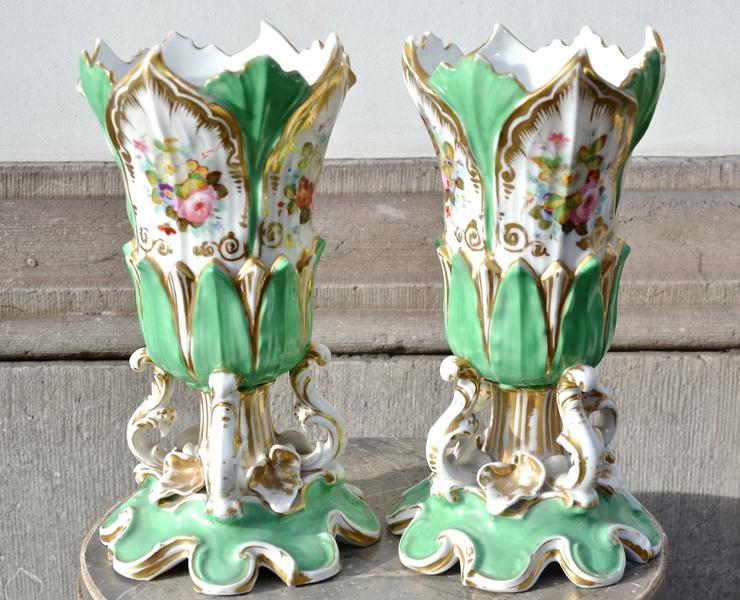Pair Of Vases in