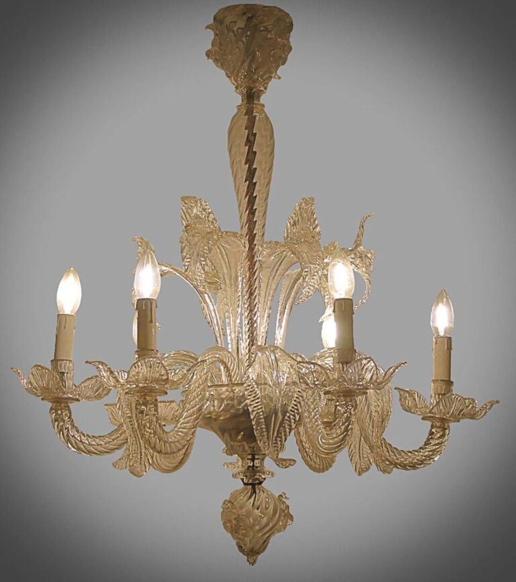 Small 1940s murano glass chandelier chandeliers lighting small 1940s murano glass chandelier chandeliers lighting galerie des minimes aloadofball Gallery