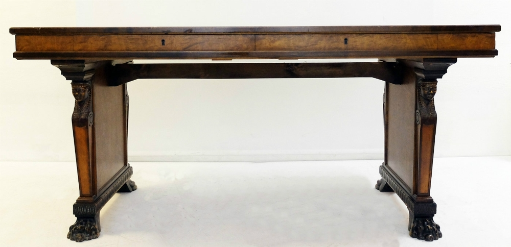 Swedish Neoclassical Desk - 1920